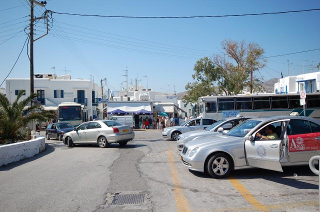 MYKONOS BUS STATION FABRIKA