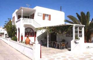 Asteri Hotel Ornos Beach Mykonos Greece