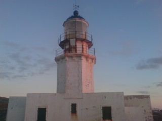 Mykonos lighthouse (Armenistis)