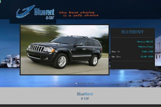 A CAR Company Bluerent -  RENT a 4x4 car at Mykonos BLUERENT