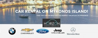 HORIZON RENT A CAR MYKONOS