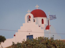 Mykonos Churches 3
