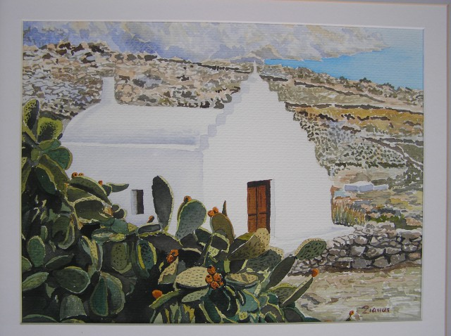 Mykonos Churches 6