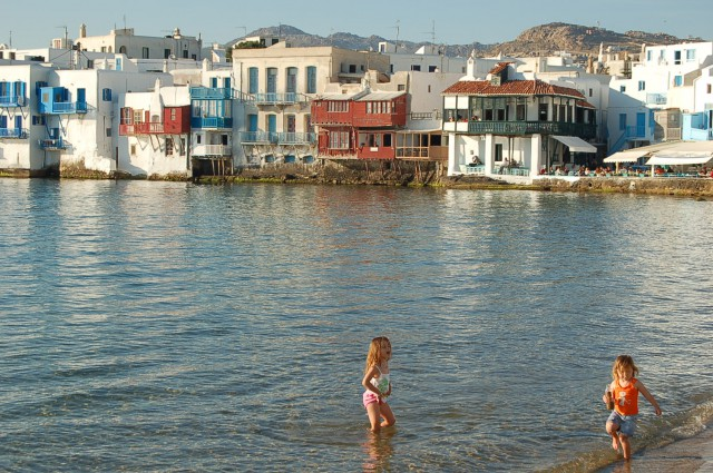 LITTLE VENICE MYKONOS