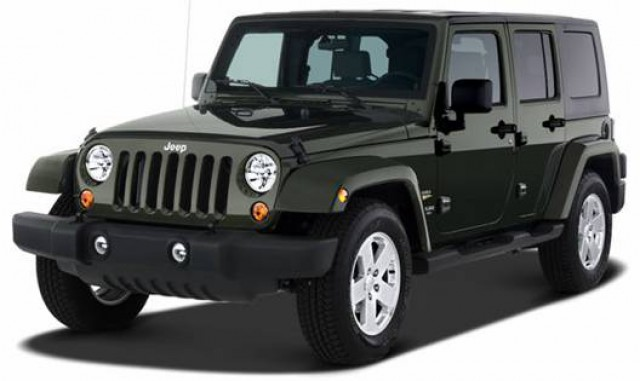 APOLLON RENT A CAR MYKONOS Jeep Wrangler Turbo Diesel