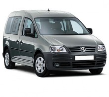 APOLLON RENT A CAR MYKONOS VW Caddy